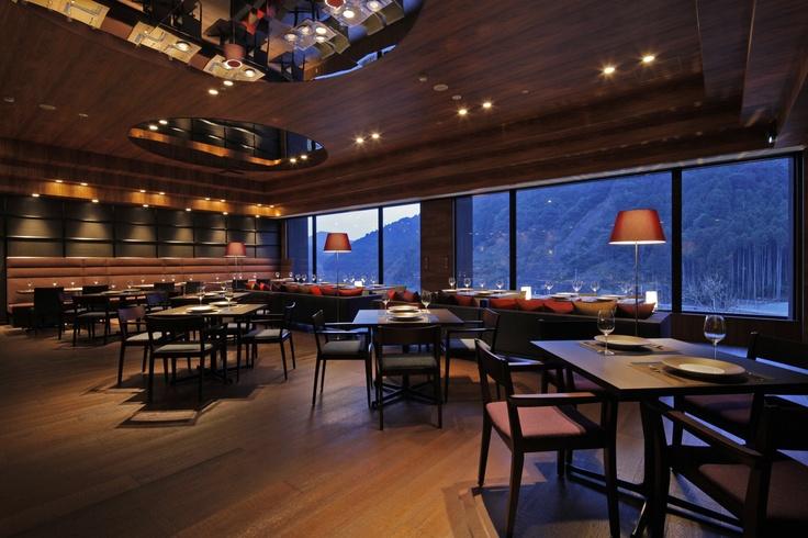 Natural Italian Cuisine, Japan, Hotel, Resort, Ryokan, Onsen