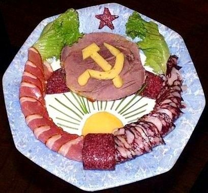 Food Art - design specialties. HOLIDAY DECORATION COURSE - step by step photos, recipes