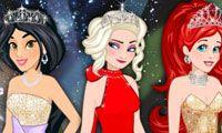 Princess Wedding Fashion Week - A Free Girl Game on GirlsGoGames.com