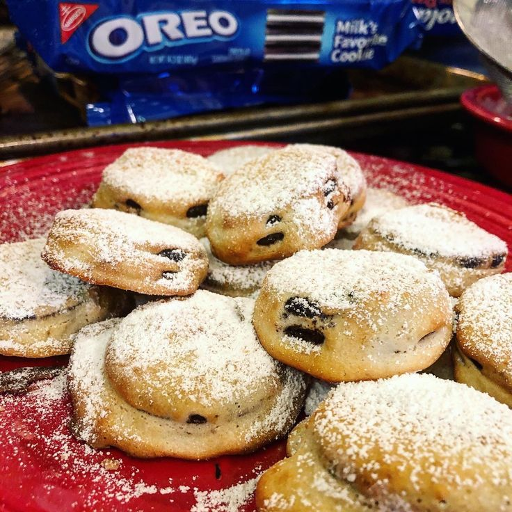 Air Fried Oreos in 2020 (With images) Fried oreos, Air
