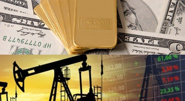 Get the Macro and Fundamental Commentary for Commodities in 2017 with Crude Oil & Gold taking centre Stage - My Trading Buddy