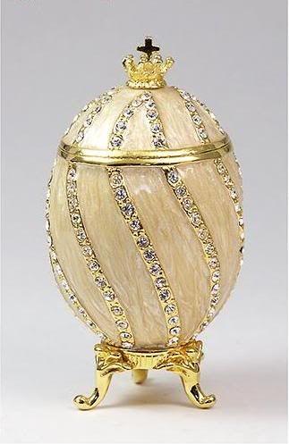 Faberge Egg :: Fantasy Beige