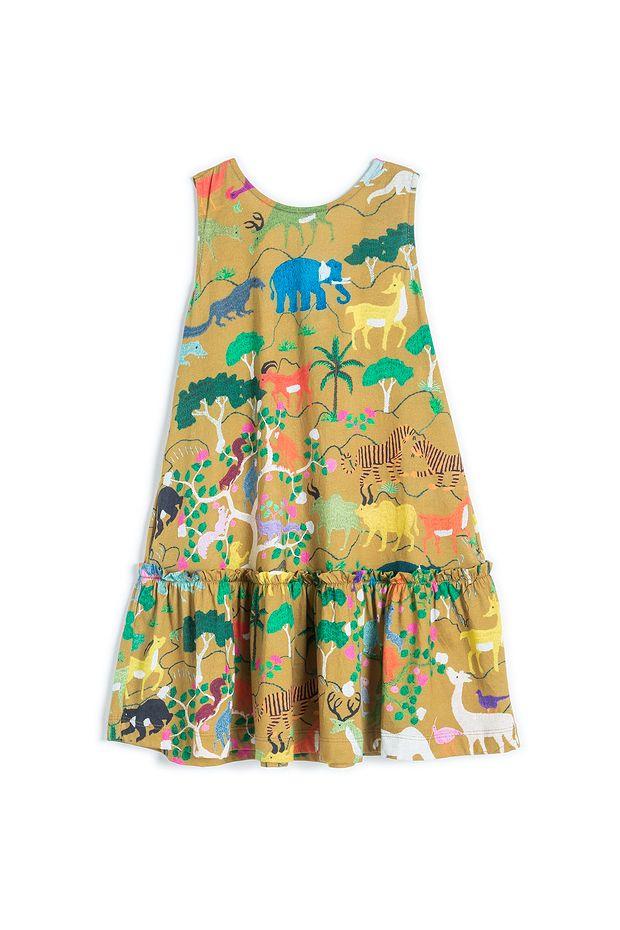 Vestido Malha Ling