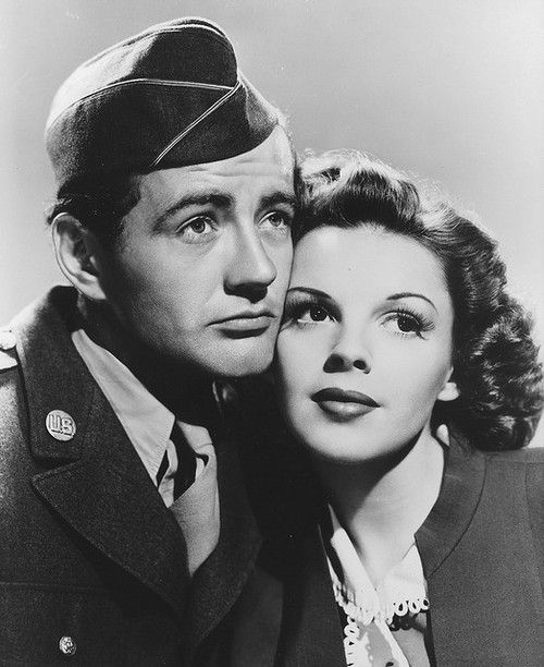 Robert Walker, Judy Garland, 'The Clock' 1945- you don't hear much about this movie, but you really should .classic romance