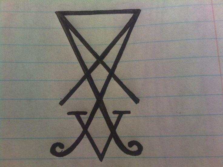 Lucifer Symbol | Lucifer Symbol by brian-haggis88