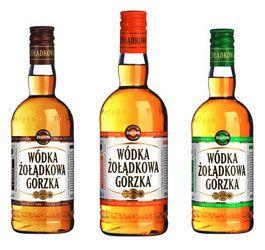 Polish vodka - Zoladkowa Gorzka