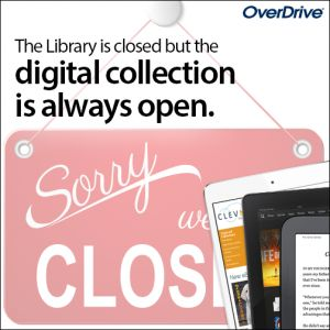 7 easy ways to promote your digital library content. #Library #Marketing #SocialMedia