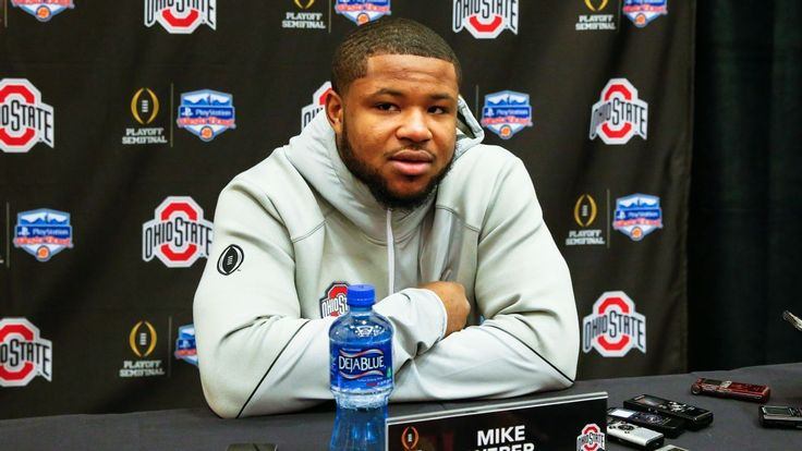Mike Weber wants to be Ohio State's new household name at running back #FansnStars