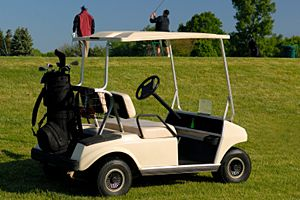 How to paint a Golf Cart Body