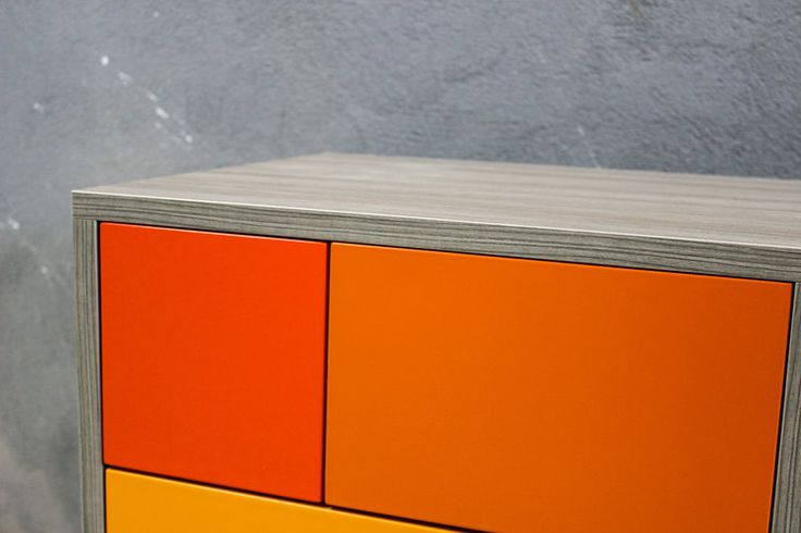 Blue Real Sideboard Buffet by Studio Deusdara - Product Design and Furniture