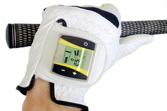 SensoGlove for golfers, $89   Holiday Gift Ideas for Techie Dads (and Dudes) - Parenting.com