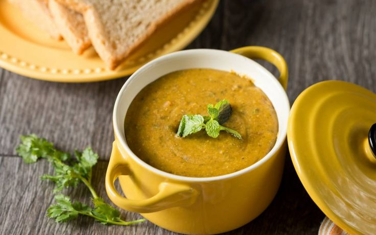 Vegetable Dhansak Recipe (A Classic Parsi Dish)