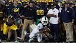 Michigan State at Michigan score: Spartans upset is Jim Harbaugh's latest rivalry loss http://ift.tt/2yzMrkx