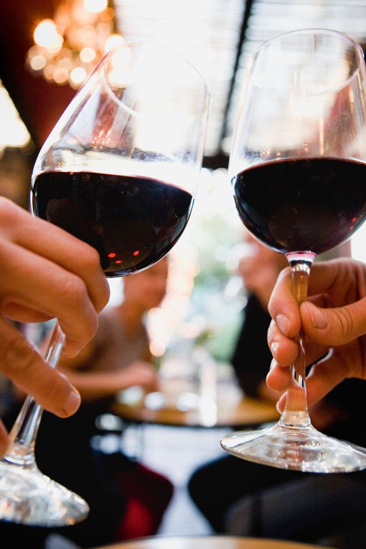 8 Surprising Benefits of Red Wine... In honor of National Red Wine Day, let's toast to all of the ways moderate consumption makes us healthier... OCT 30 2014