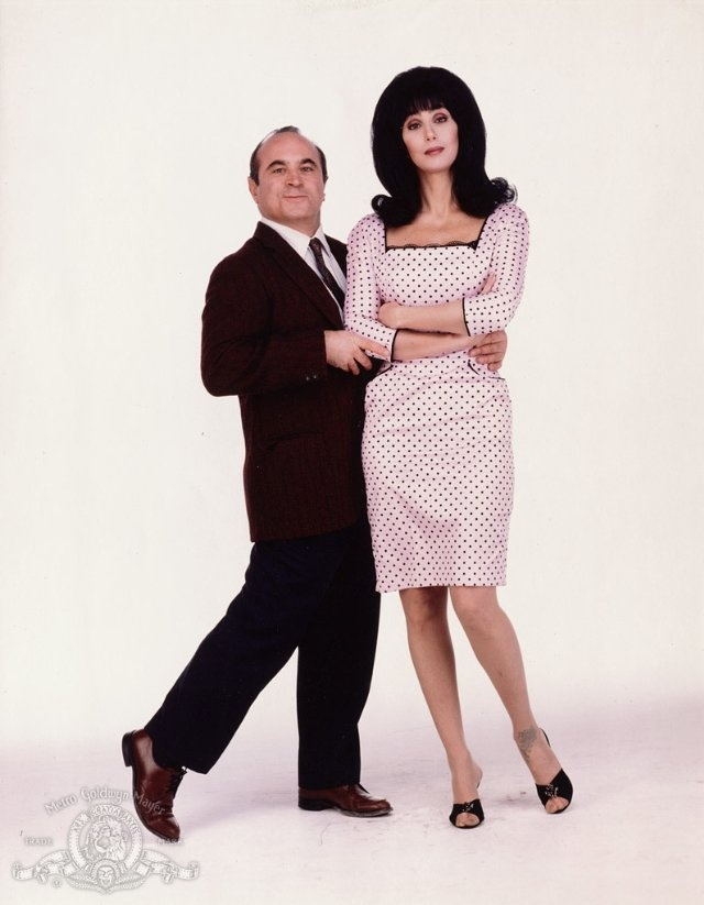 Mermaids  with cher and Bob Hoskins