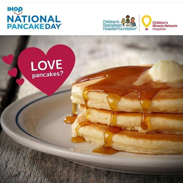 kvue.com   Get free pancakes Tuesday for IHOP's National Pancake Day