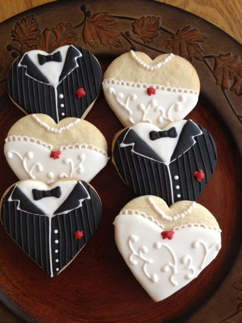 A tuxedo cookie of all girl nookie 10
