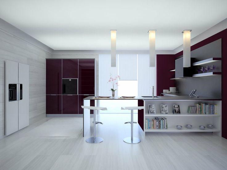 26 besten Kitchen Bilder auf Pinterest | Moderne küchen, Moderne ...