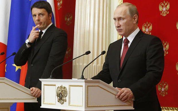 Vladimir Putin's 'girlfriend has given birth' - Telegraph