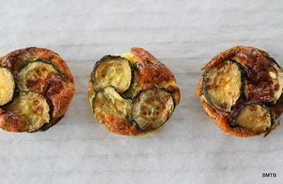 Zucchini & Parmesan Cakes