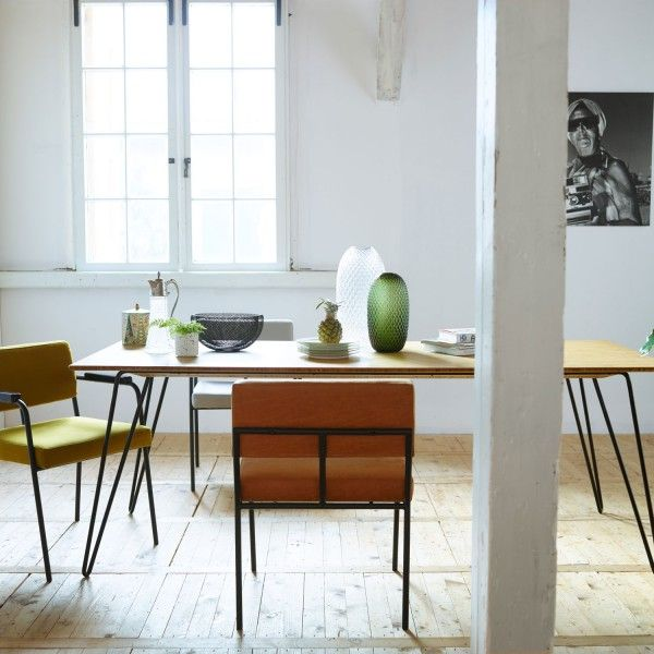 17 best images about design eetkamer on pinterest eames armchairs and chairs - Deco van de eetkamer ...