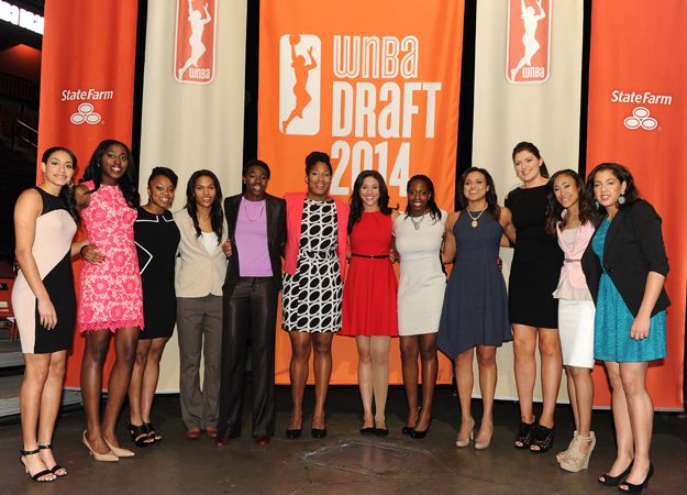 wnba sport Enough isn't being said about a woman's rapid transition from college to the #wnbait's a matter of weeks quickest in all of team sports.