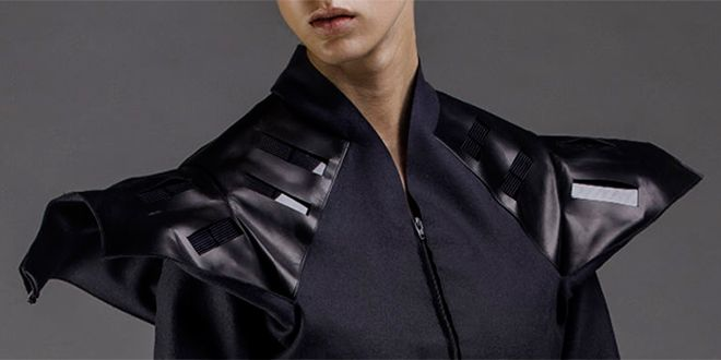 Charge Your Phone in Style With This Solar-Powered Dress