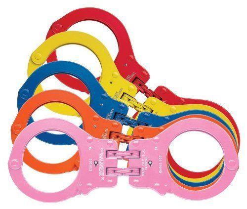 Peerless Handcuff Company, Hinged Handcuff, Model 801P, Hinged Handcuff, http://www.amazon.com/dp/B0051EOO1G/ref=cm_sw_r_pi_awdm_xs_soxjyb8PNY6WY