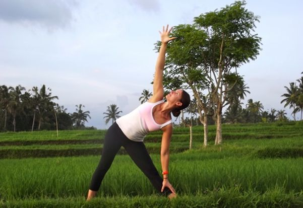 Bali Yoga Retreat 24-25th March, 2015