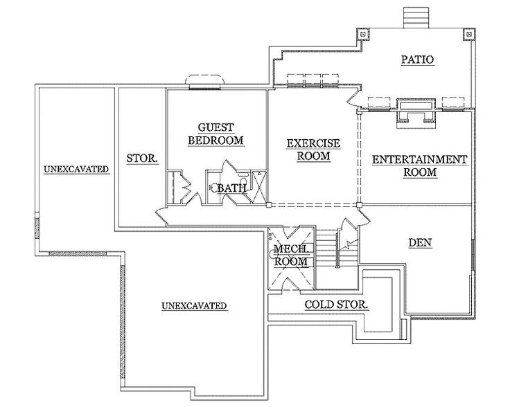 42 best House Plans images on Pinterest | Square feet, Monster ...