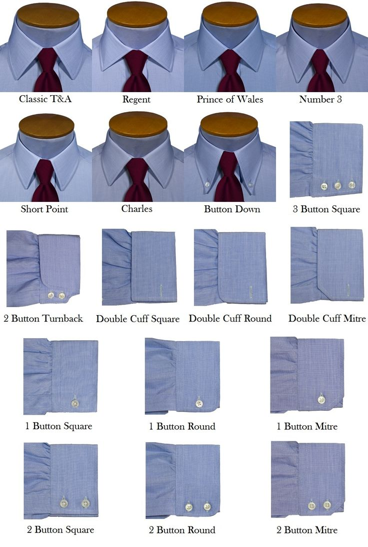 Turnbull & Asser - Collars and Cuffs