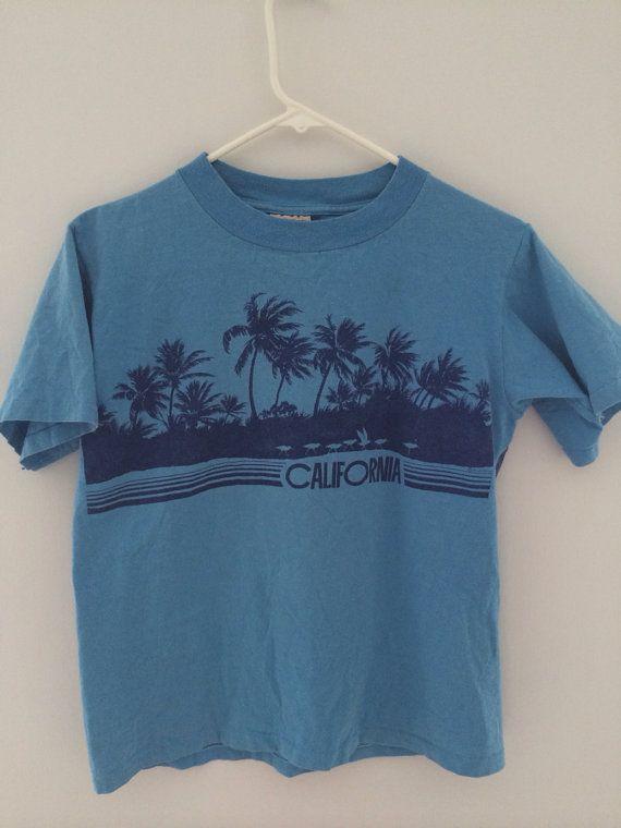 Vintage 1981 Lifestyles California T-shirt on Etsy, $25.00