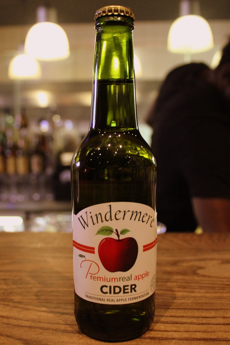 Windermere cider is a South African craft apple cider based in the, Western Cape. It is a champagne styled real apple cider, it is crisp, refreshing, sweet but dry.