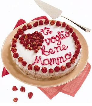 Tra poco è la Festa della Mamma - preparale una torta dedicata a lei!