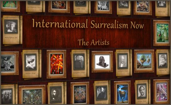 """International Surrealism Now"" art exhibition goes to US"