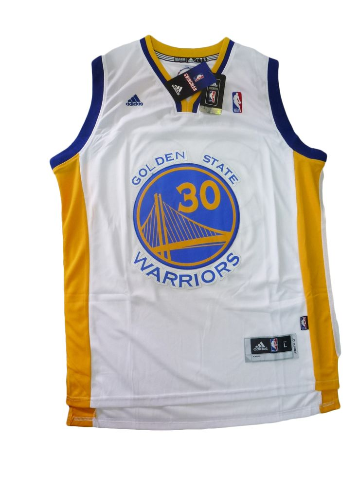 Maglia canotta NBA - Stephen Curry dei Golden State Warriors