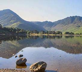Another lake we'll be taking a walk round. It's very pushchair friendly too! As an added bonus, there is a pub on the water edge. Good old Buttermere!