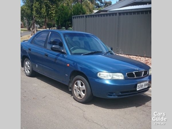 1998 DAEWOO NUBIRA SE For Sale $1,650 Manual Sedan | CarsGuide