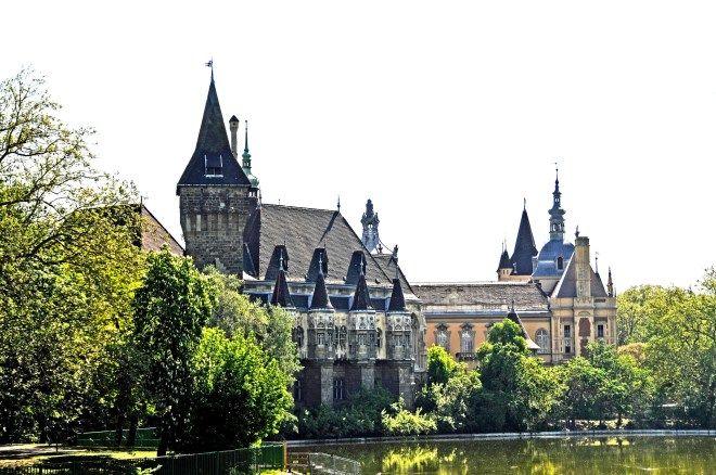 Castelo Vajdahunyad - Dennis Jarvis