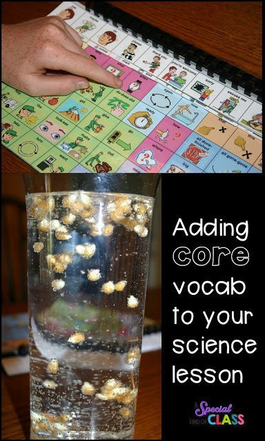 A special kind of class: Science Saturday - Bouncy Popcorn Kernels