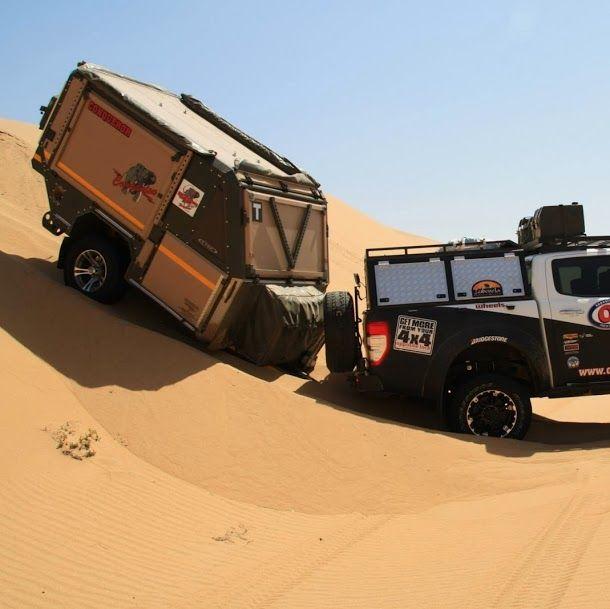 caravans, bush, trailers, off road, 4x4, safari, camping