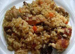 Arroz al estilo de Cáceres - Cocina extremeña. Gastronomía de Extremadura - RedExtremadura.com