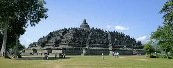 Borobudur temple is one of the wonders of the world
