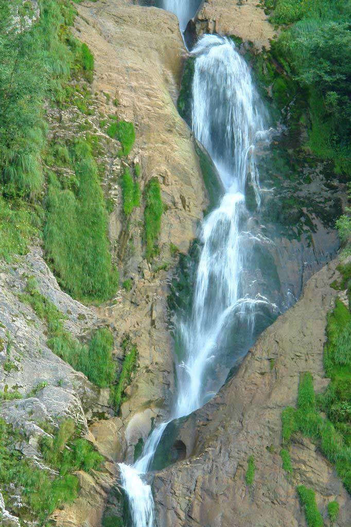Cascada Cailor in Borșa, Bistrița-Năsăud