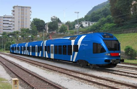 Siemens, Swiss rail company Stadler mull joint venture - Railly ...