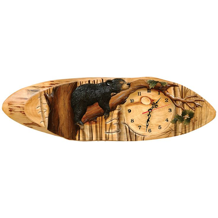 1000 Images About Most Awesome Wood Slice Clocks On