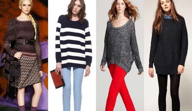 HM Oversized Sweater | Langkah Merawat Baju Hangat Kesayangan