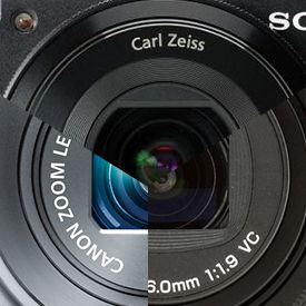 The Best Point-and-Shoot Cameras via PC Magazine April 2013