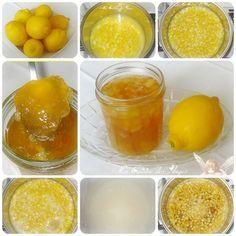 La Cuisine des Anges, le blog de recettes créatives pour petits budgets : Gelée de Citrons