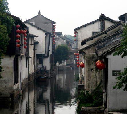 Jincheng Ancient Town in Jinning County,Kunming.
